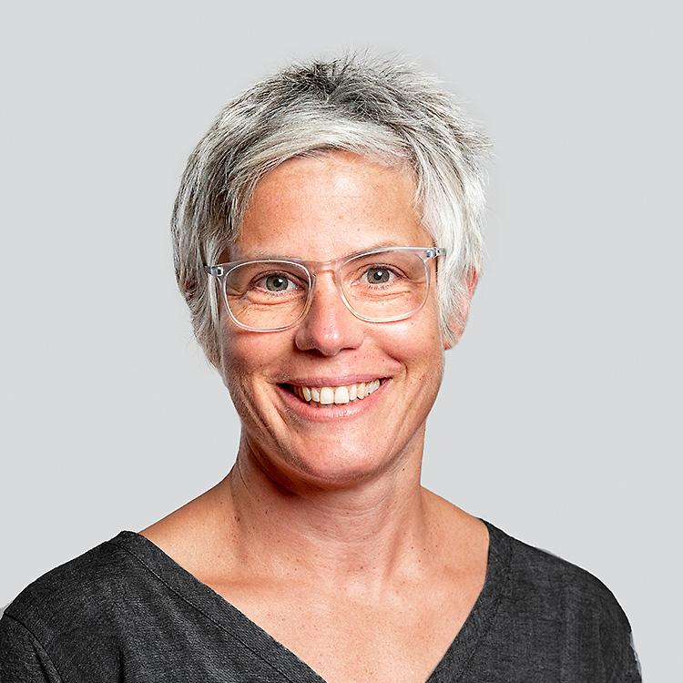Team der Art Fahnen AG: Cécile Schmidli
