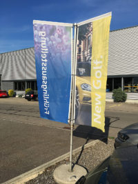Art Fahnen AG: Triflags