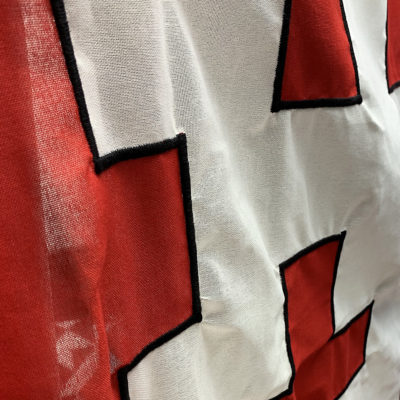 Art Fahnen AG: Kantonsfahnen appliziert